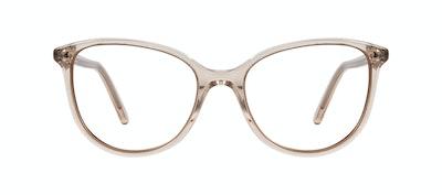 Affordable Fashion Glasses Cat Eye Eyeglasses Women Imagine Petite Shine Blond Front