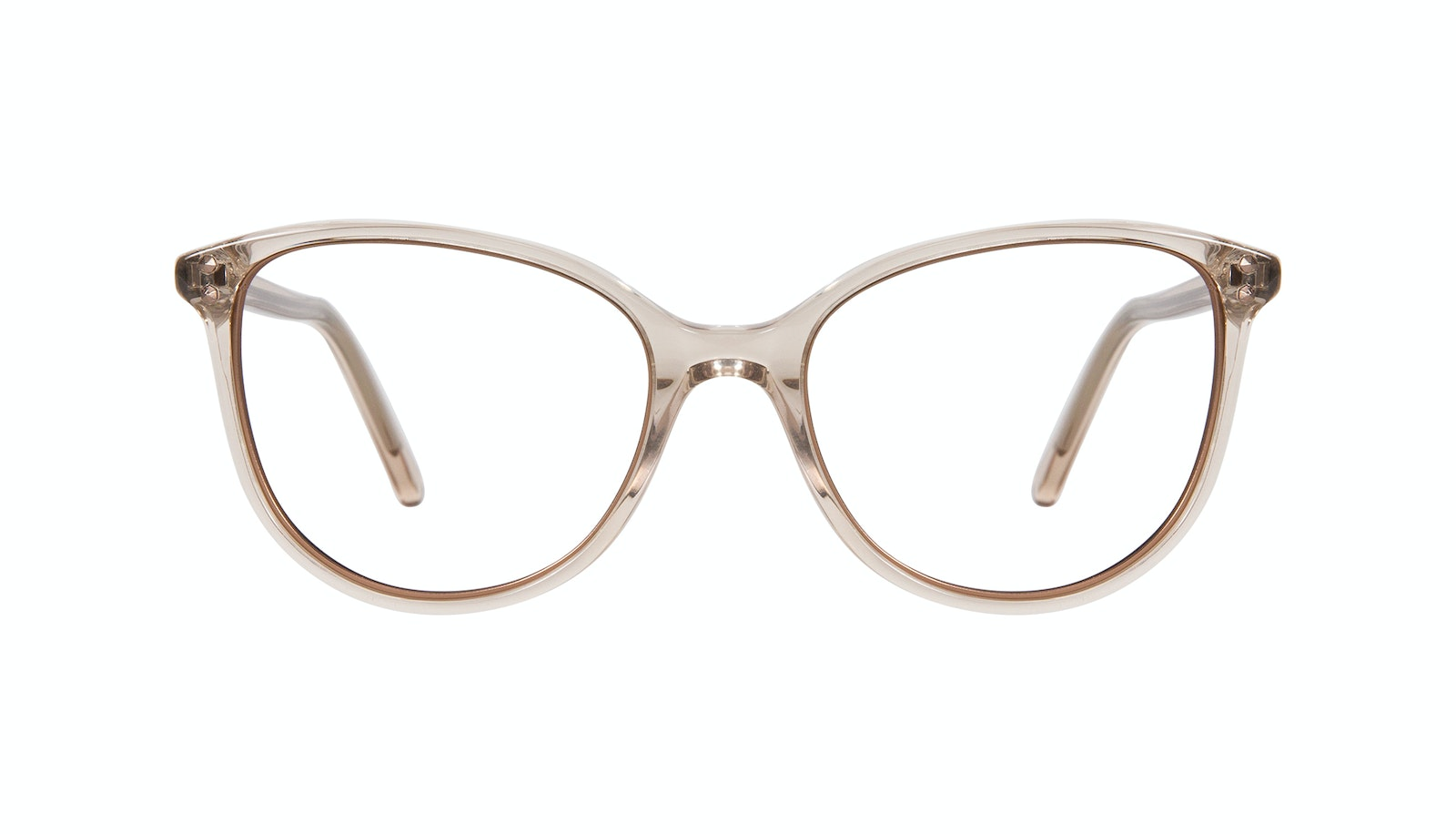 Affordable Fashion Glasses Cat Eye Eyeglasses Women Imagine Petite Shine Blond