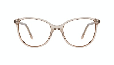 Affordable Fashion Glasses Cat Eye Eyeglasses Women Imagine Petite Shine Blond Front