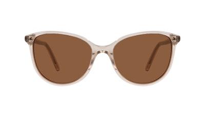 Affordable Fashion Glasses Cat Eye Sunglasses Women Imagine Petite Shine Blond Front