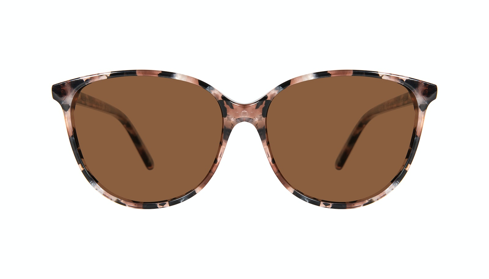 Affordable Fashion Glasses Cat Eye Sunglasses Women Imagine Pink Tortoise