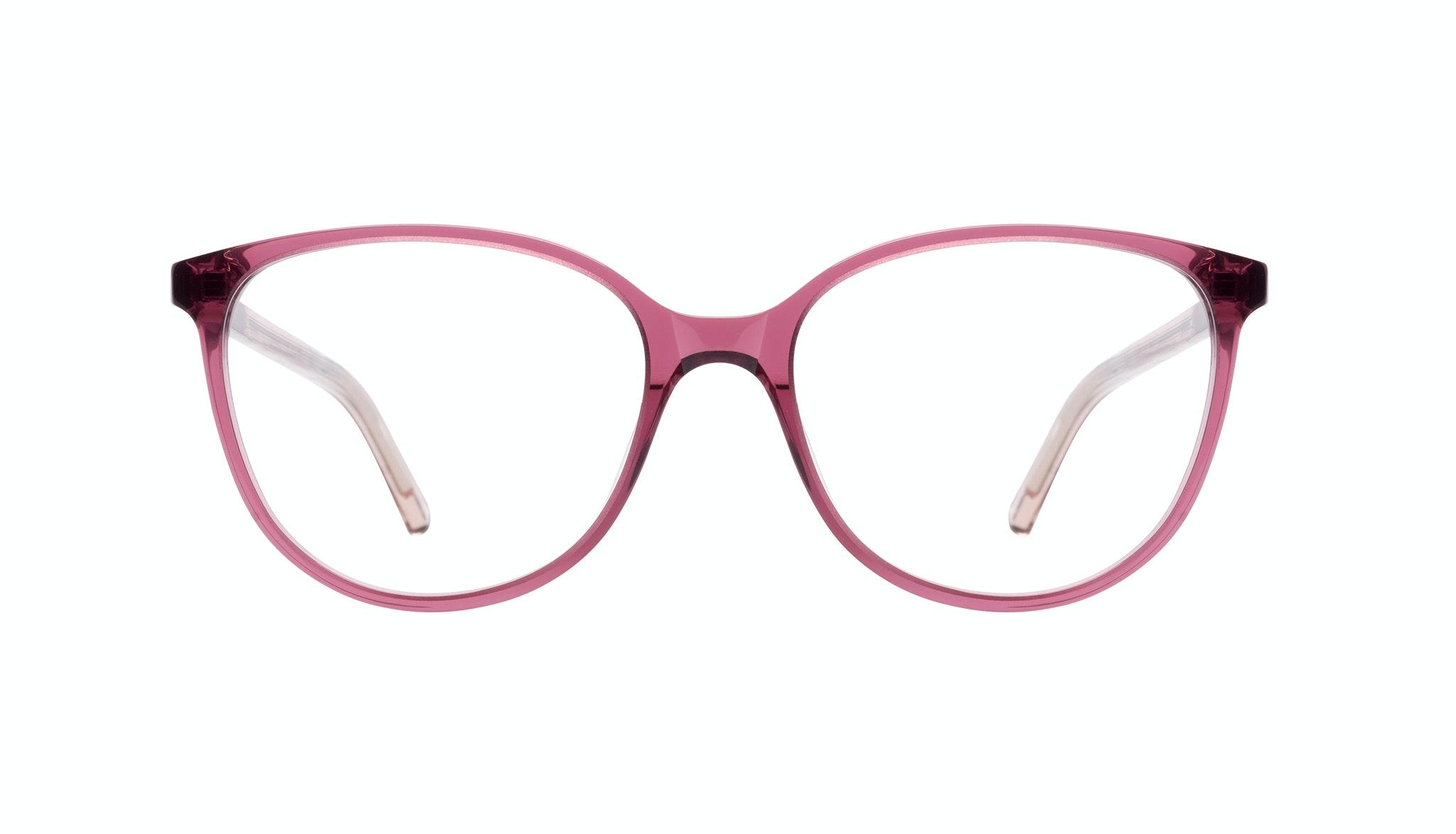 Affordable Fashion Glasses Round Eyeglasses Women Imagine Petite Berry