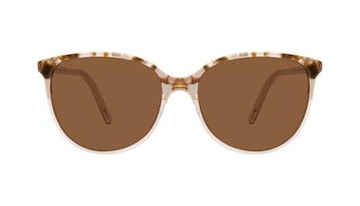 Affordable Fashion Glasses Cat Eye Sunglasses Women Imagine Rose Flake Front
