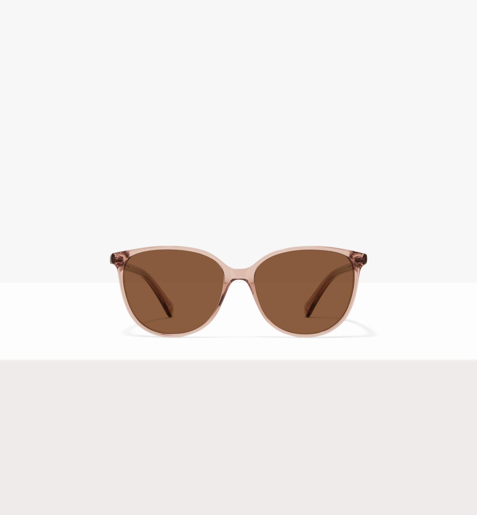 Affordable Fashion Glasses Cat Eye Sunglasses Women Imagine XL Rose