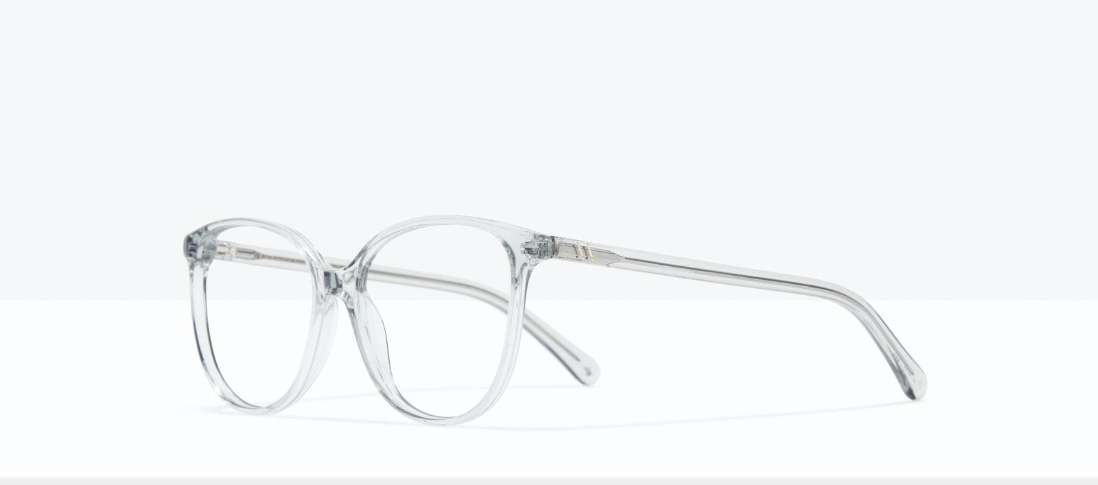 Affordable Fashion Glasses Cat Eye Eyeglasses Women Imagine XS Taupe Tilt