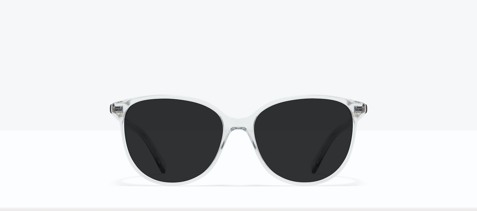 Affordable Fashion Glasses Cat Eye Sunglasses Women Imagine M Taupe Front