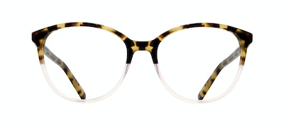 Affordable Fashion Glasses Cat Eye Eyeglasses Women Imagine Blond Tort Front