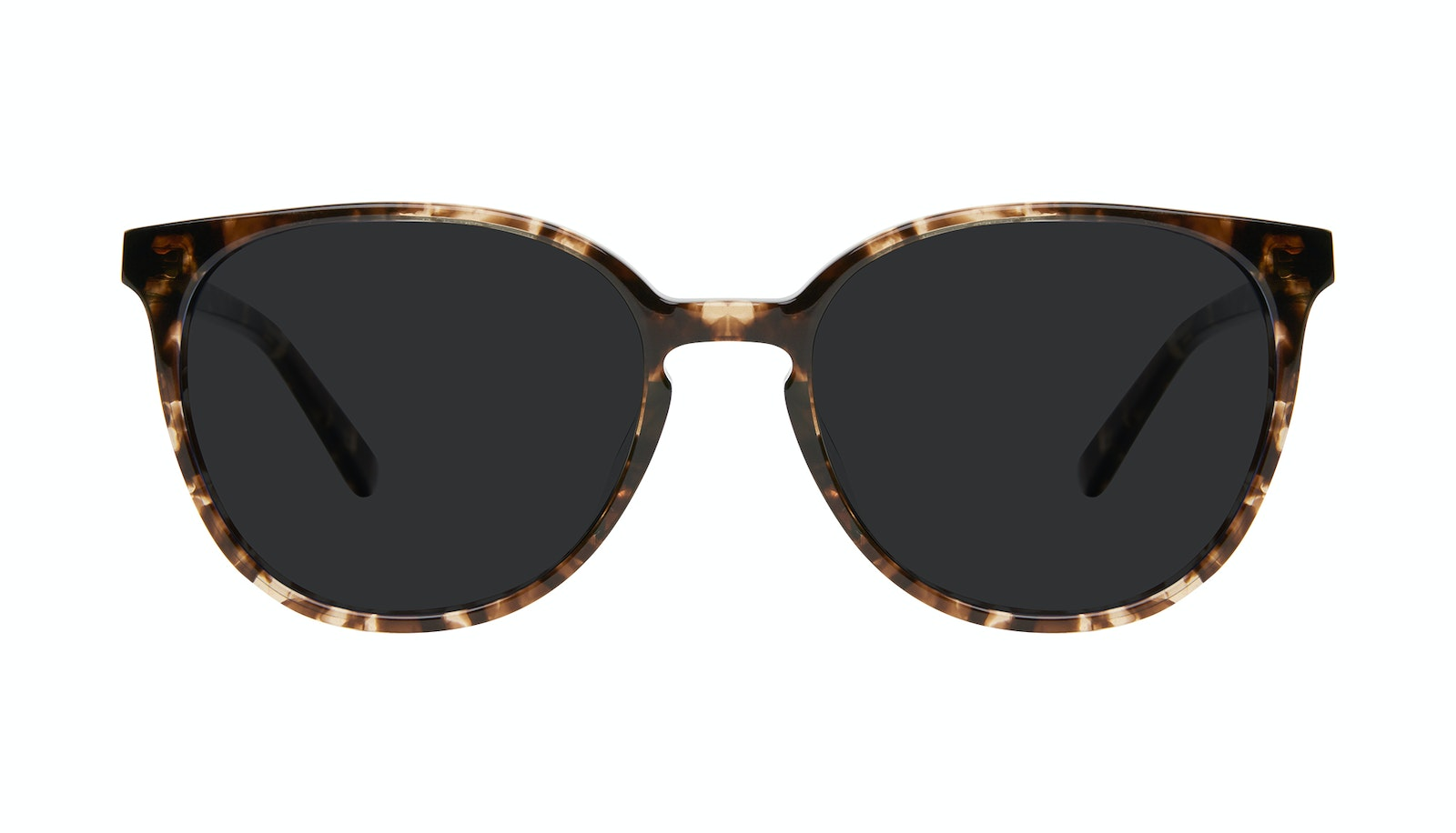 Affordable Fashion Glasses Round Sunglasses Women Impression Leopard