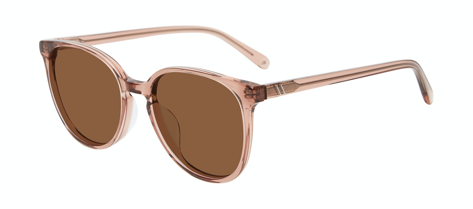 Affordable Fashion Glasses Round Sunglasses Women Impression Rose Tilt