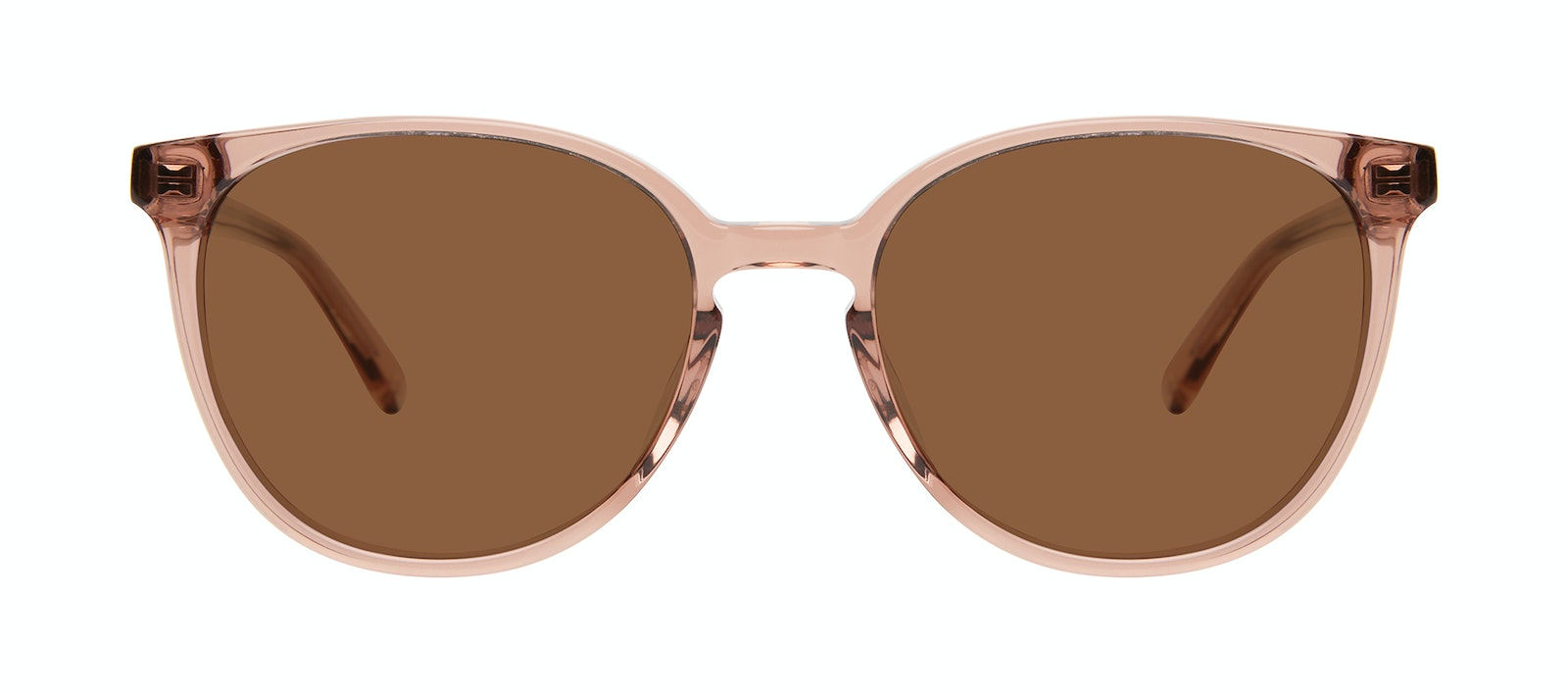 Affordable Fashion Glasses Round Sunglasses Women Impression Rose Front