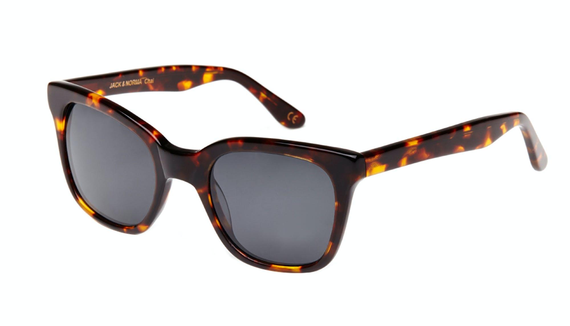 Affordable Fashion Glasses Rectangle Square Sunglasses Women Jack & Norma chai Tilt