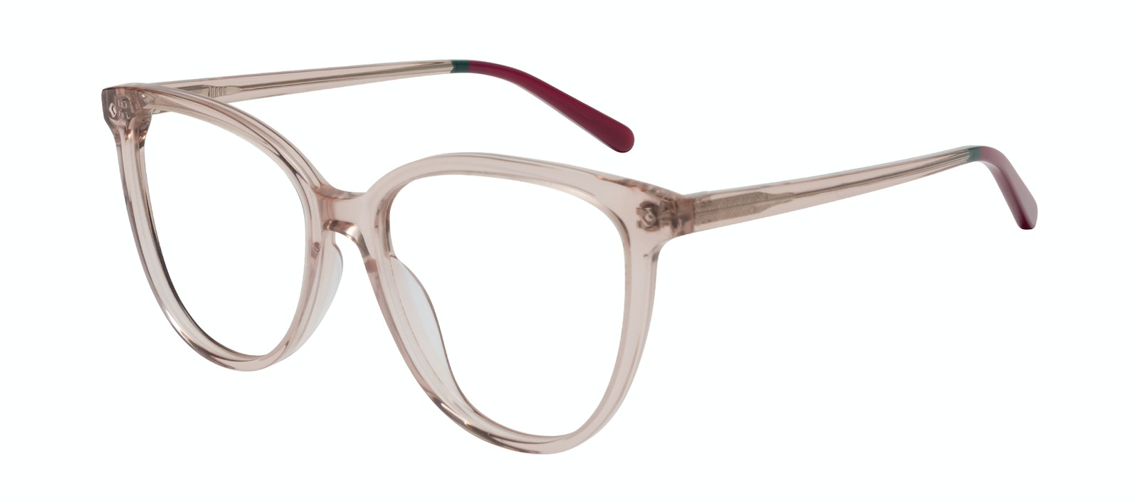 Affordable Fashion Glasses Cat Eye Eyeglasses Women Jane Rose Tilt