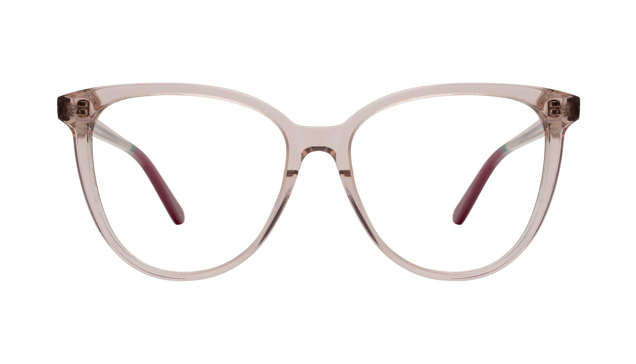 Lunettes tendance Oeil de chat Lunettes de vue Femmes Jane Rose Face