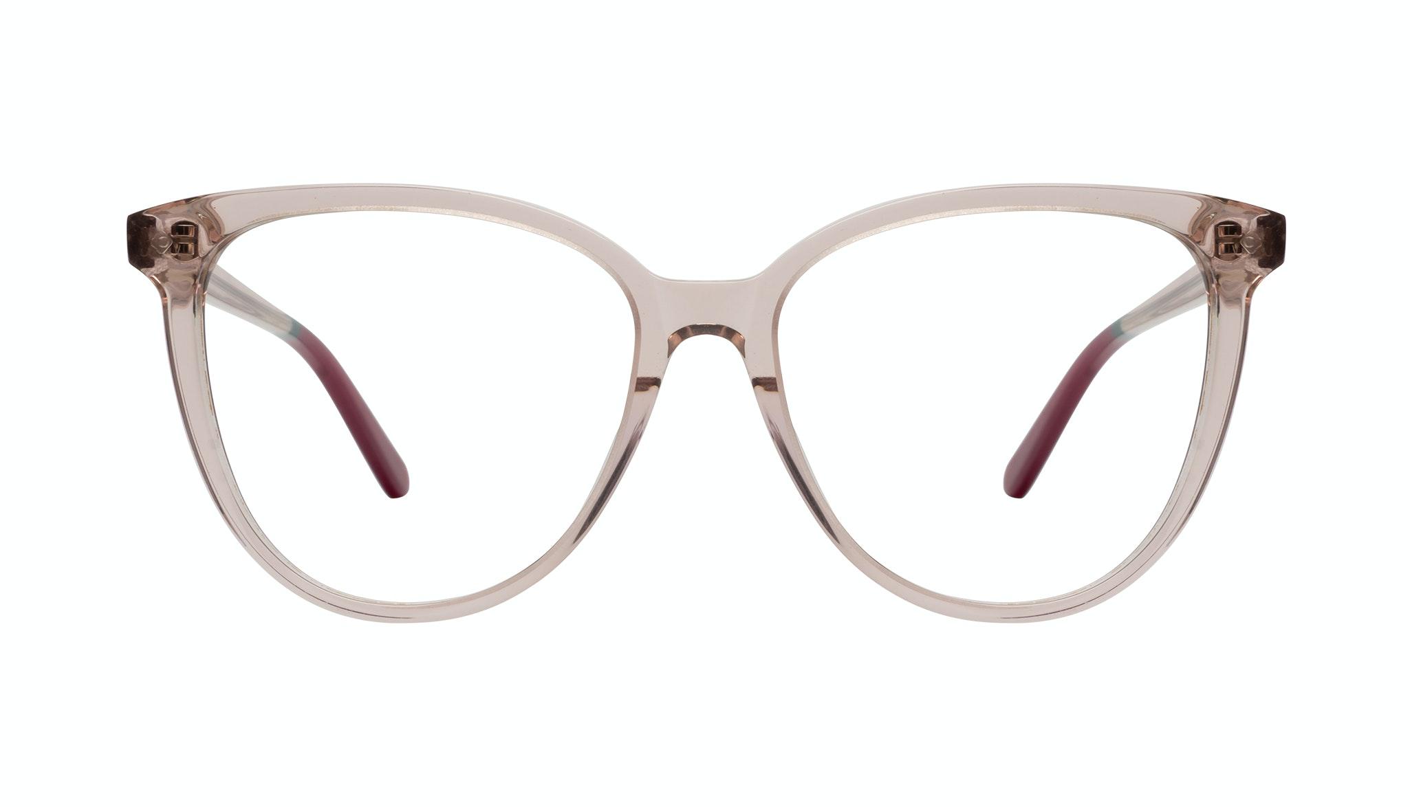 Affordable Fashion Glasses Cat Eye Eyeglasses Women Jane Rose Front