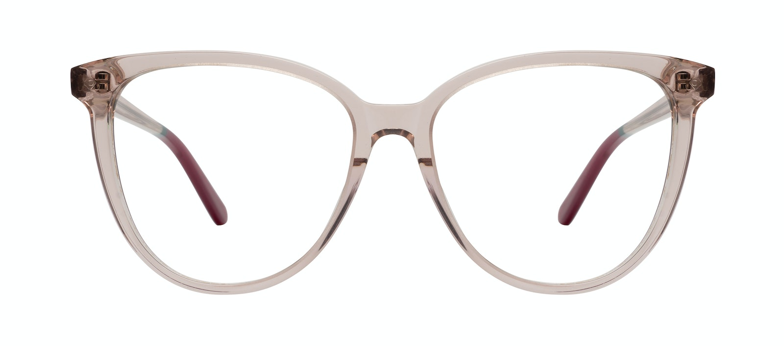 Affordable Fashion Glasses Eyeglasses Women Jane Rose Front