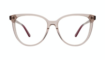 Affordable Fashion Glasses Round Eyeglasses Women Jane Rose Front