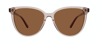 Affordable Fashion Glasses Round Sunglasses Women Jane Rose Front
