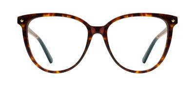 Affordable Fashion Glasses Round Eyeglasses Women Jane Tortoise Front