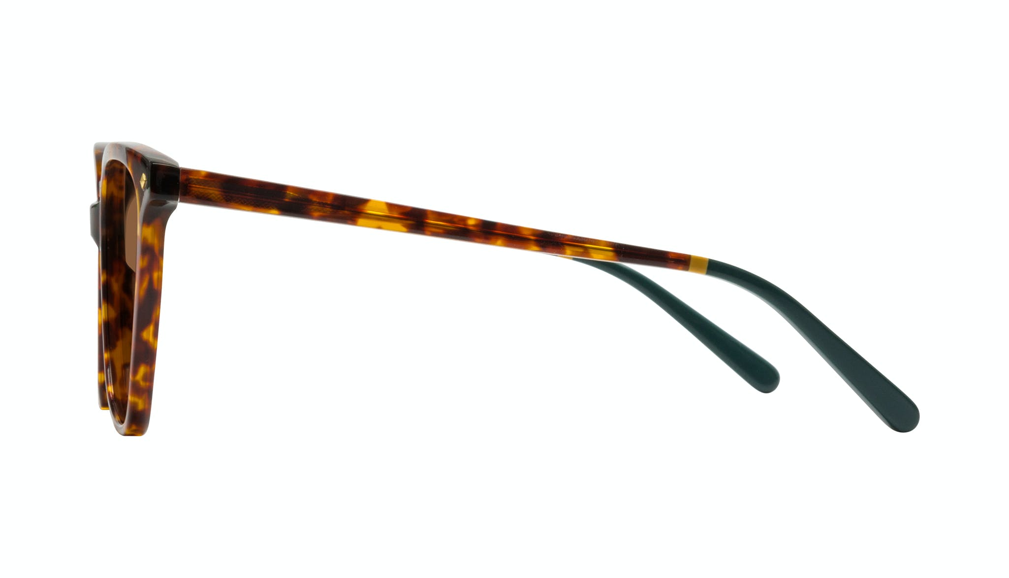 Affordable Fashion Glasses Cat Eye Sunglasses Women Jane Tortoise Side
