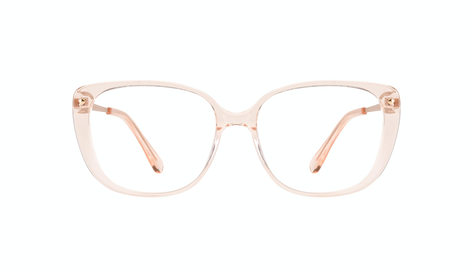Affordable Fashion Glasses Square Eyeglasses Women Japonisme Blond