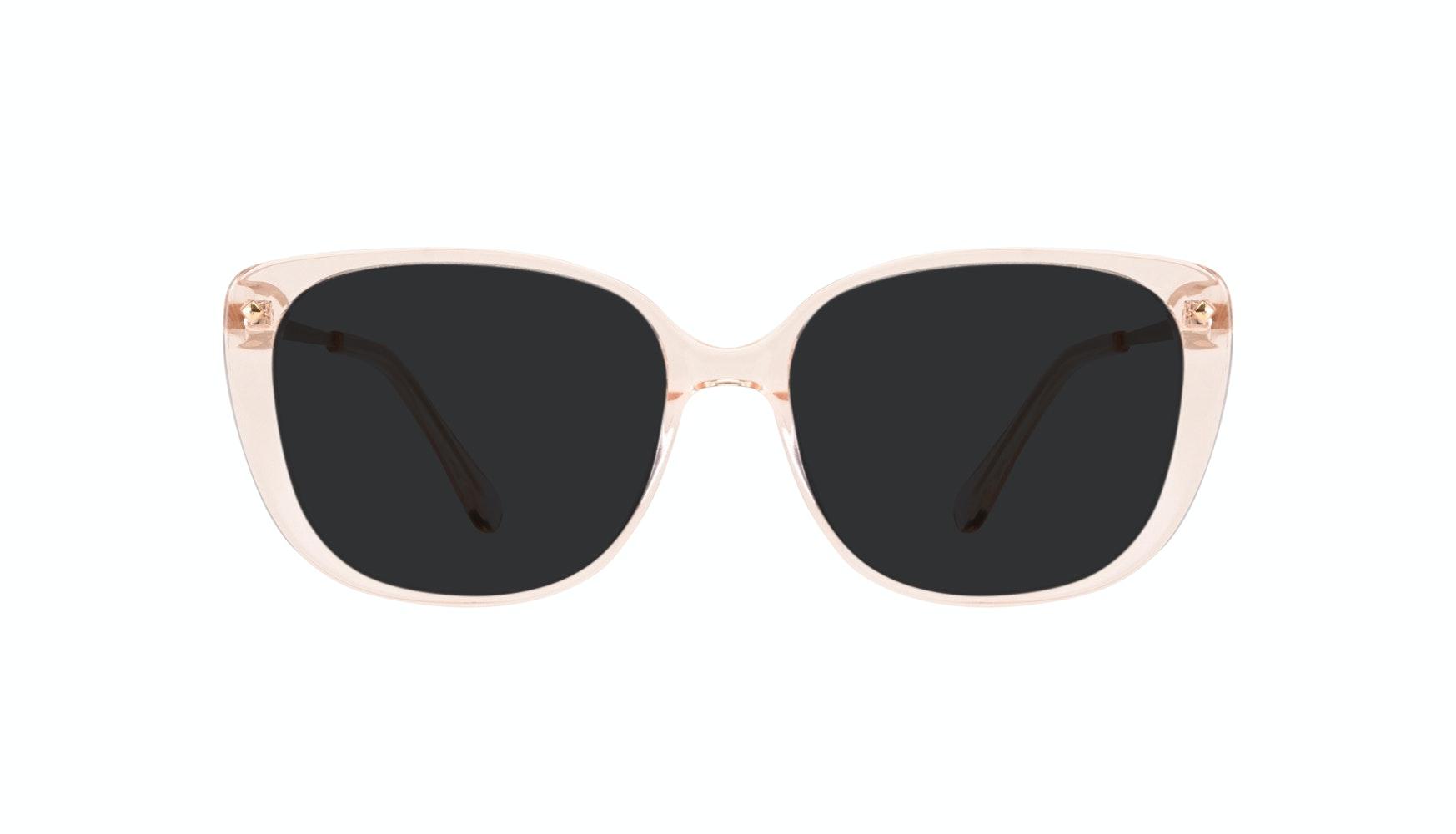 Affordable Fashion Glasses Square Sunglasses Women Japonisme Blond