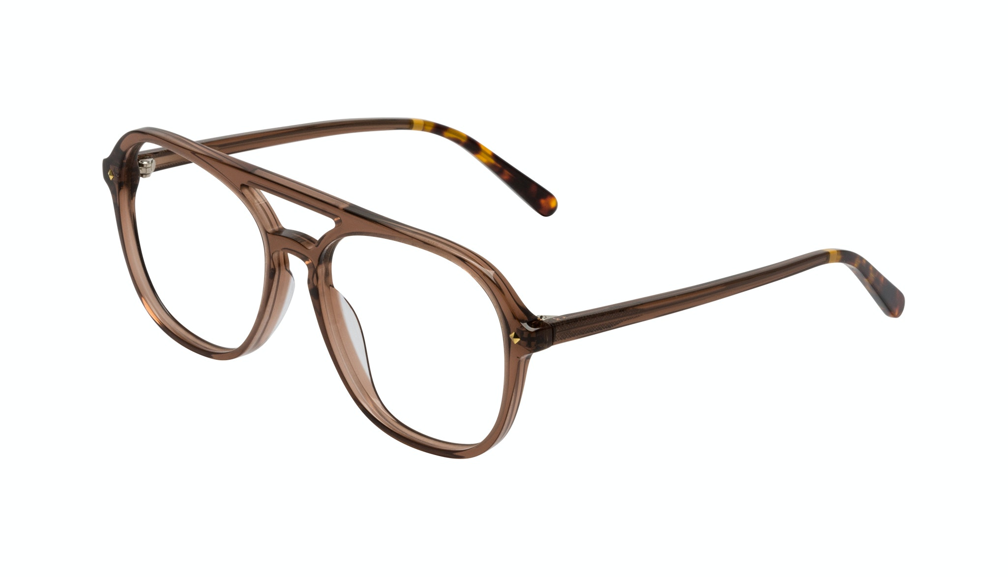 Affordable Fashion Glasses Aviator Eyeglasses Women Jerry Terra Tilt