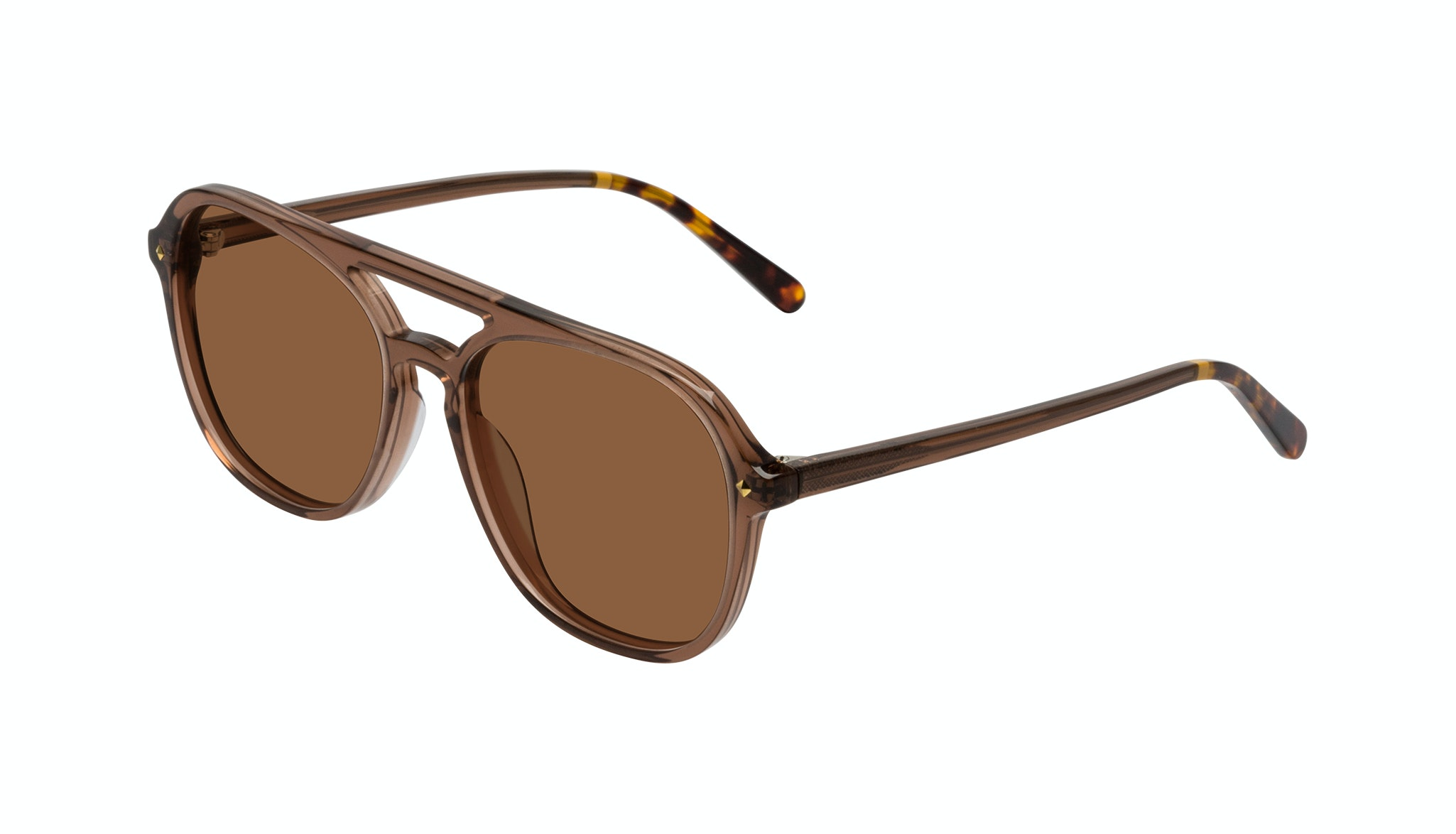 Affordable Fashion Glasses Aviator Sunglasses Women Jerry Terra Tilt