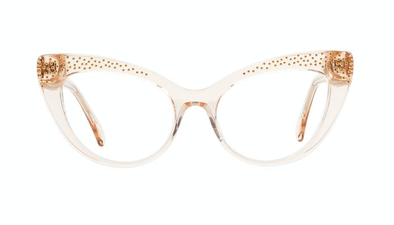 19aaca7f96 Affordable Fashion Glasses Cat Eye Daring Cateye Eyeglasses Women Keiko  Shug Blond