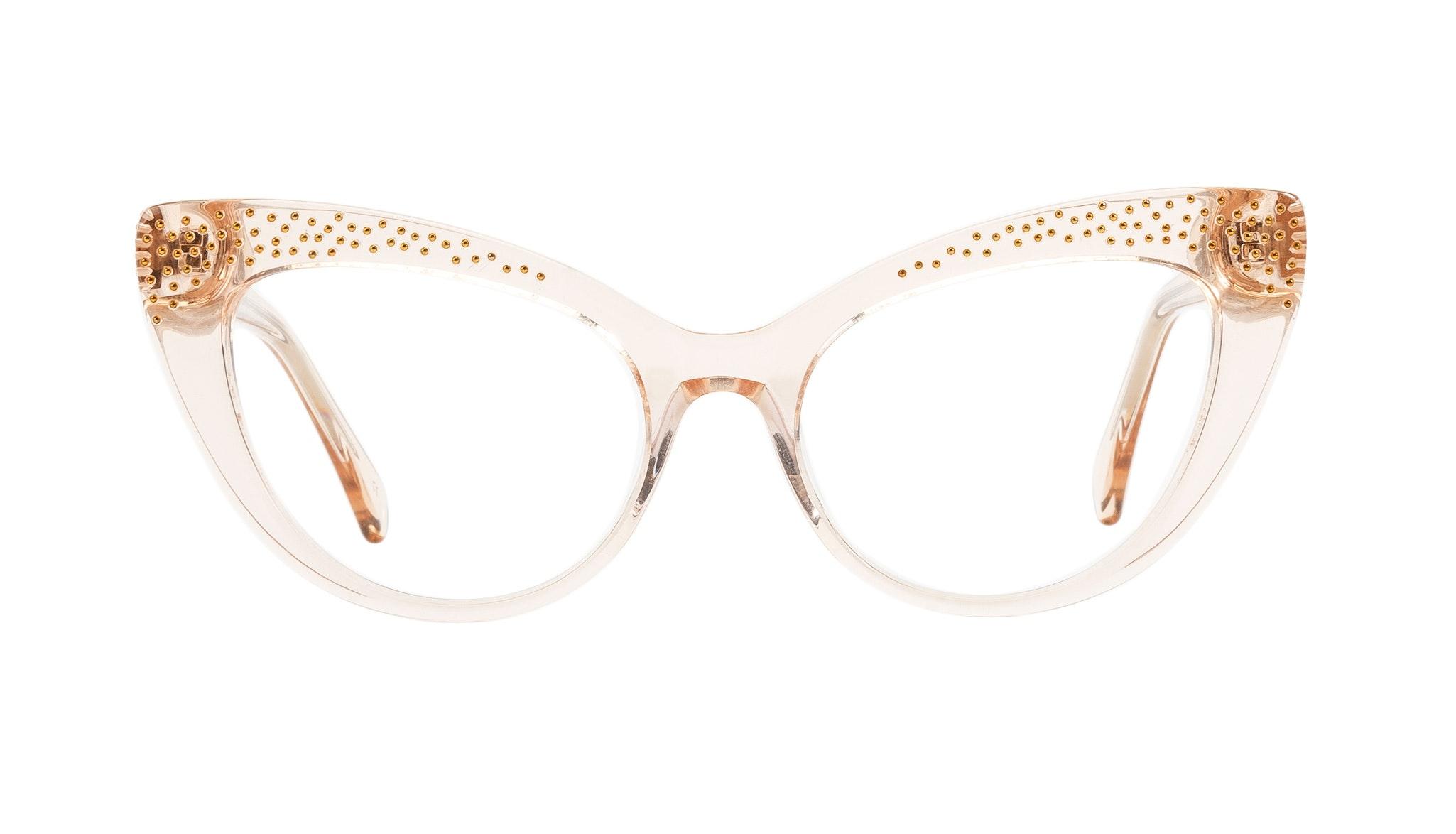 Affordable Fashion Glasses Cat Eye Eyeglasses Women Keiko Shug Blond