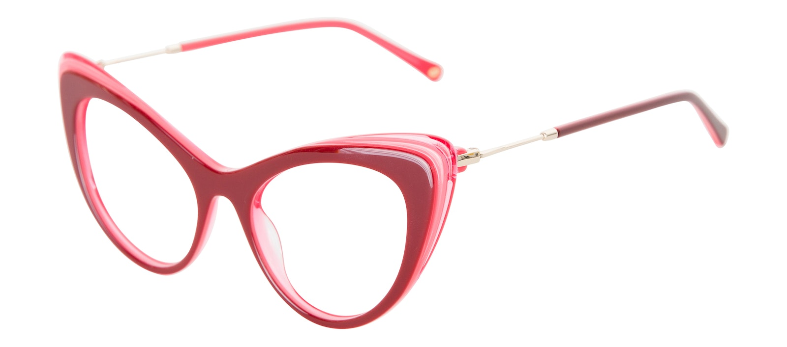 Affordable Fashion Glasses Cat Eye Eyeglasses Women Keiko-Chan Heartbreaker Tilt