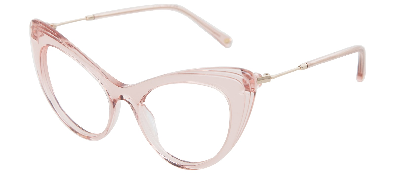 Affordable Fashion Glasses Cat Eye Eyeglasses Women Keiko-Chan Sakura Tilt