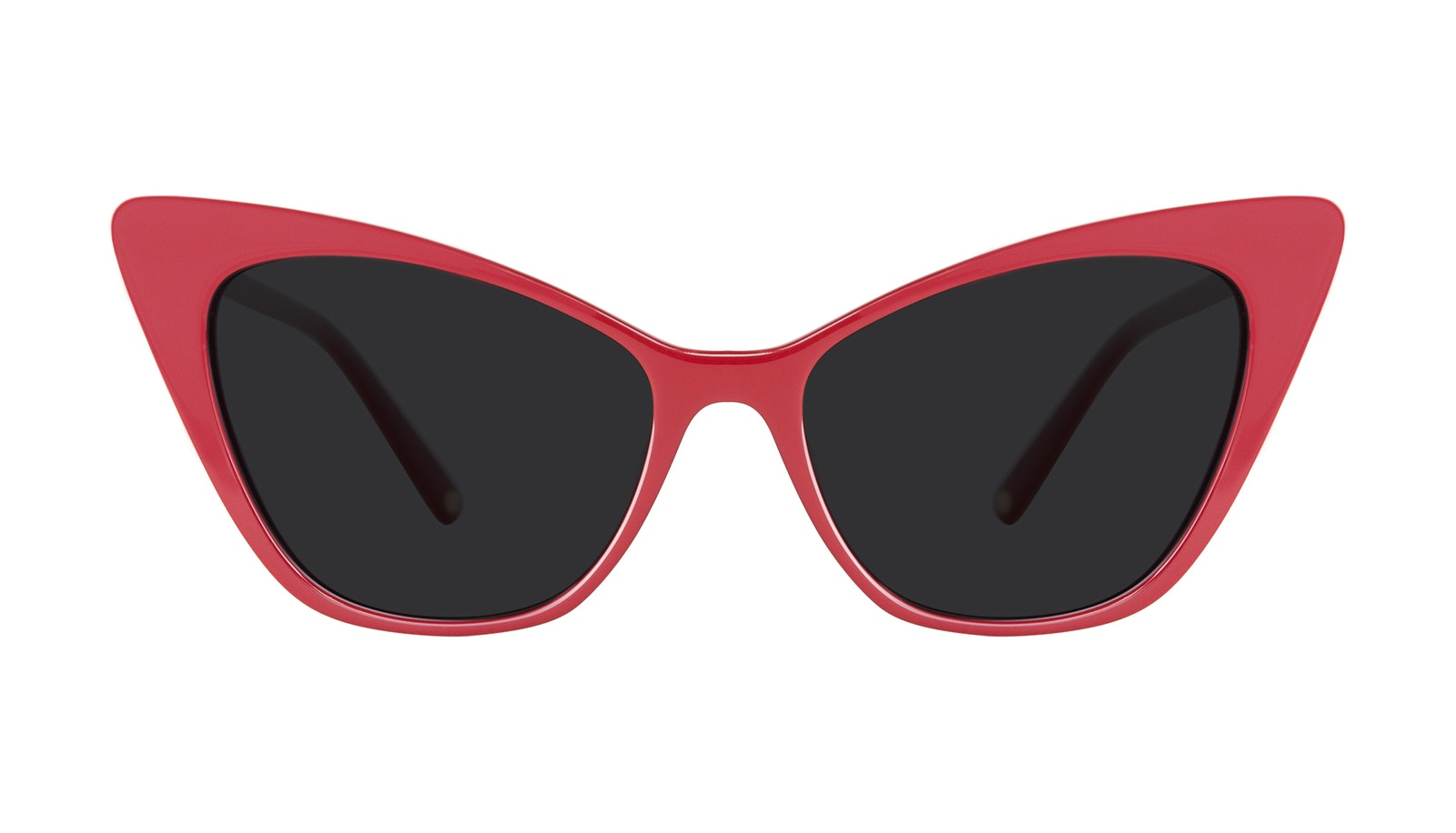 Affordable Fashion Glasses Cat Eye Sunglasses Women Keiko Lynn Ryder Red