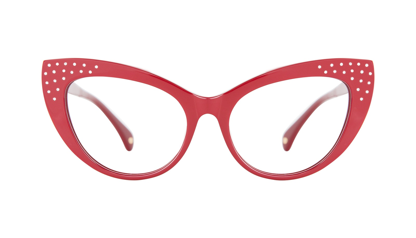 Affordable Fashion Glasses Cat Eye Eyeglasses Women Keiko Amanda Red