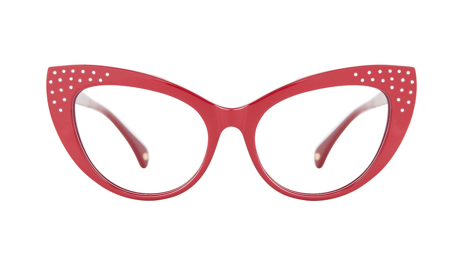 Affordable Fashion Glasses Cat Eye Daring Cateye Eyeglasses Women Keiko Amanda Red