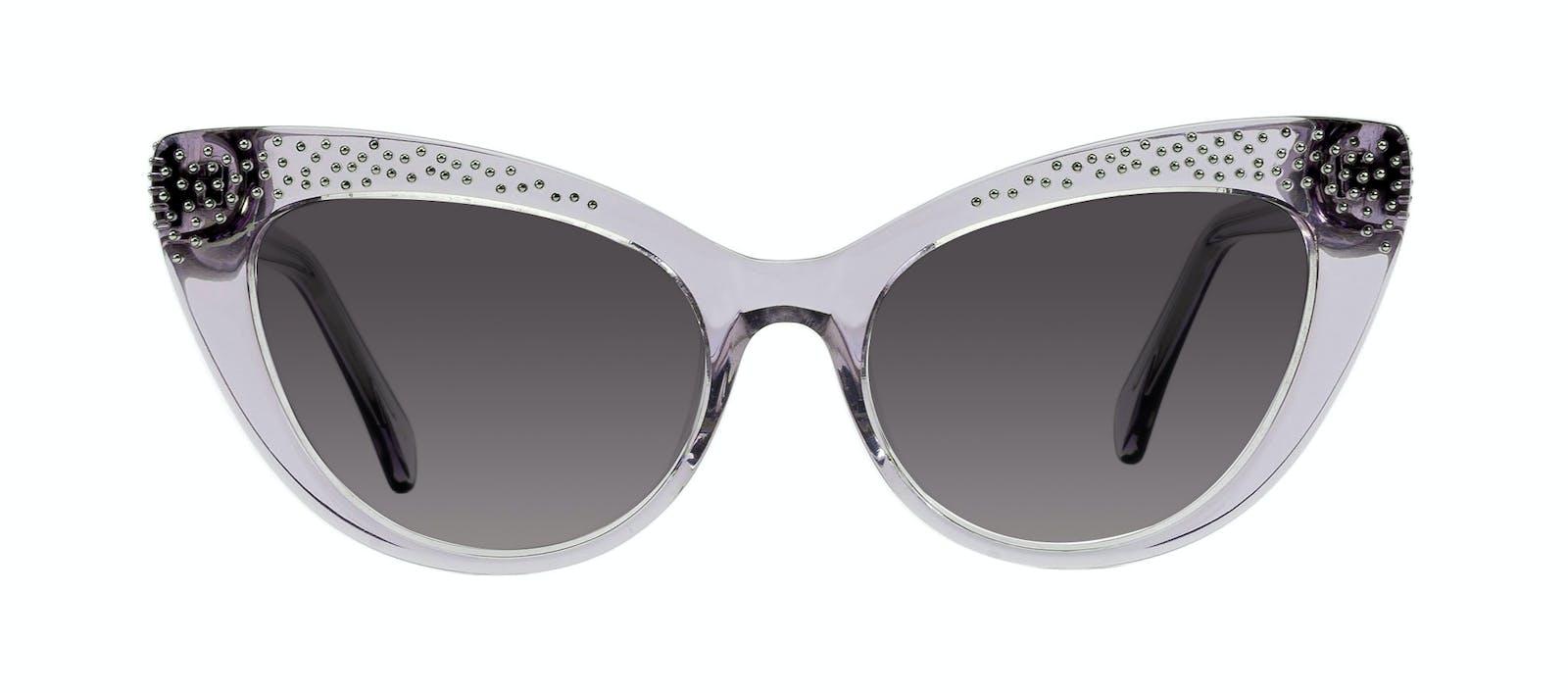 7cdcfa179dc Affordable Fashion Glasses Cat Eye Daring Cateye Sunglasses Women Keiko Moe  May Front