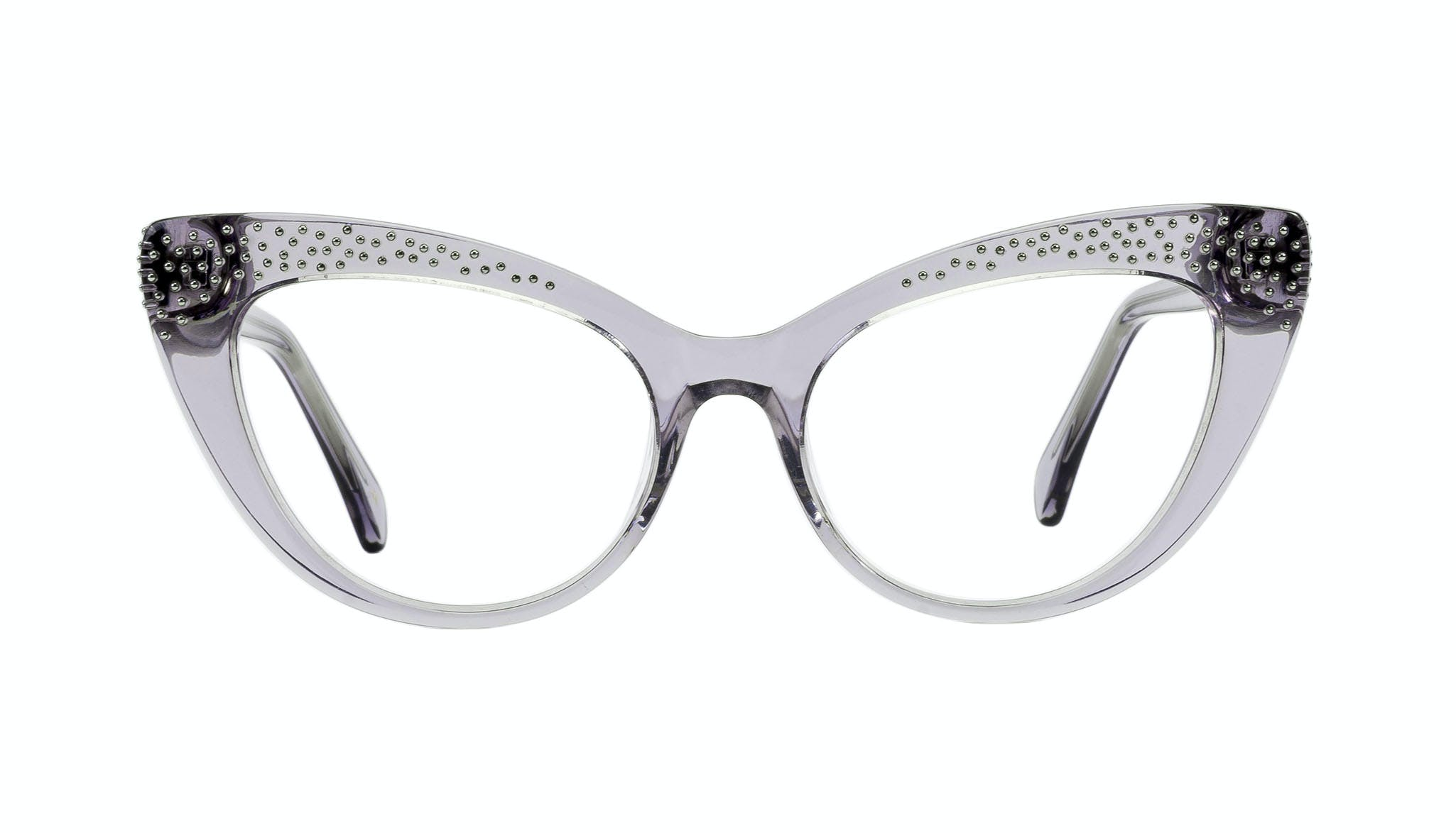 Affordable Fashion Glasses Cat Eye Daring Cateye Eyeglasses Women Keiko Moe May Front