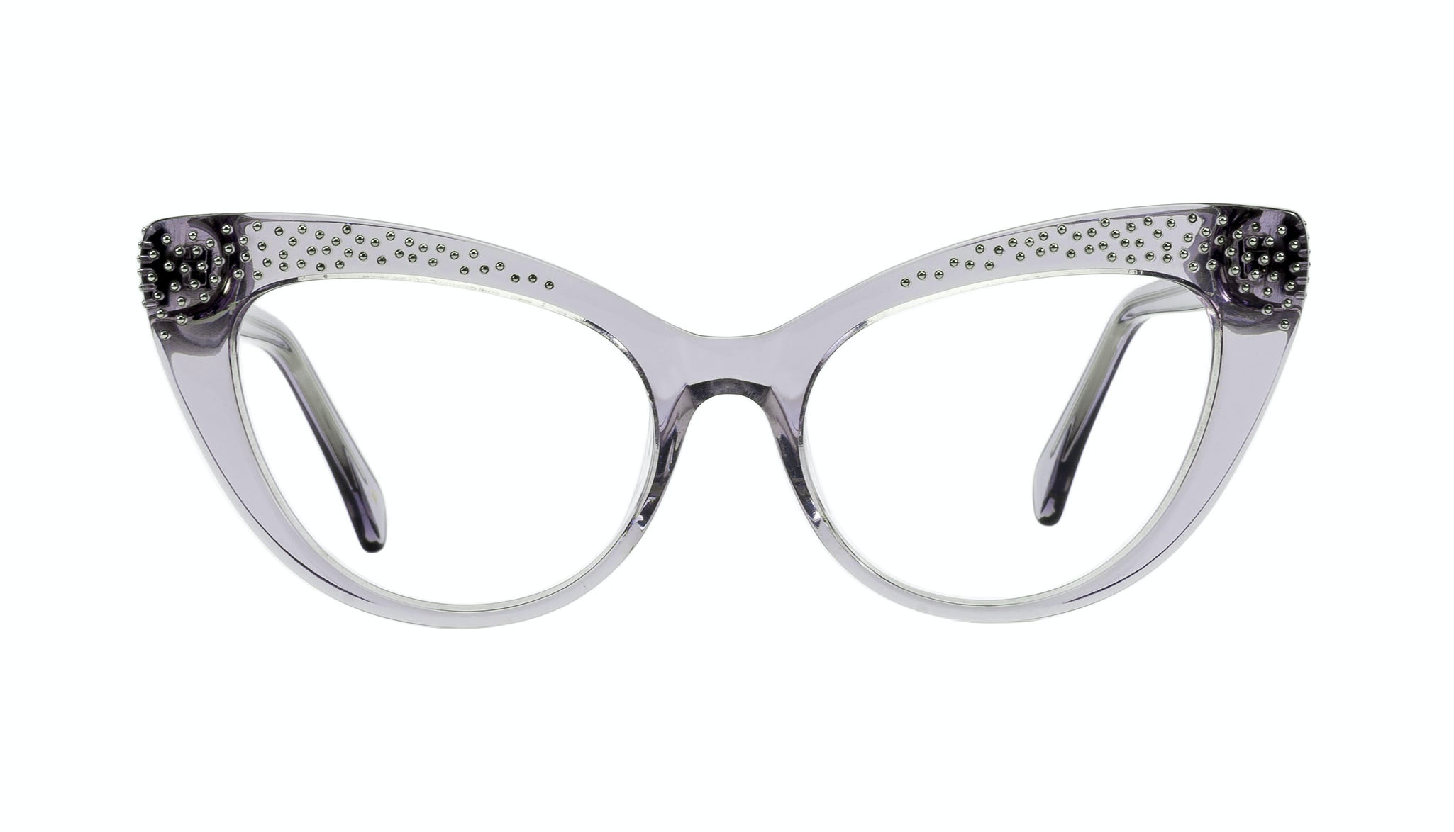 Affordable Fashion Glasses Cat Eye Daring Cateye Eyeglasses Women Keiko Moe May Front