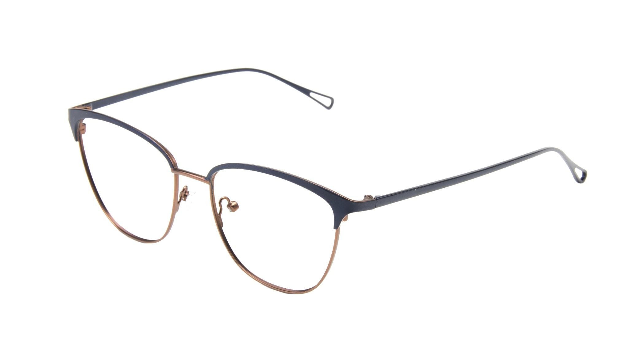 Affordable Fashion Glasses Cat Eye Eyeglasses Women Lagoon  Marine Tilt