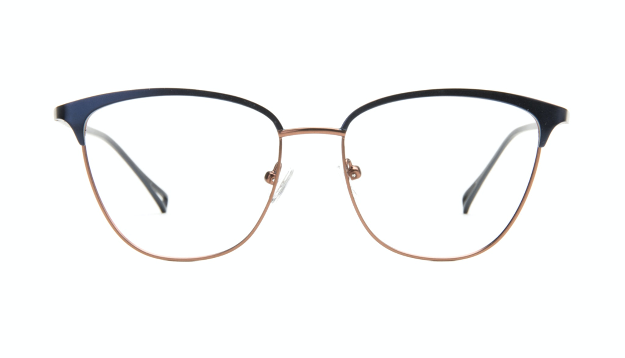 Affordable Fashion Glasses Cat Eye Square Eyeglasses Women Lagoon  Marine Front