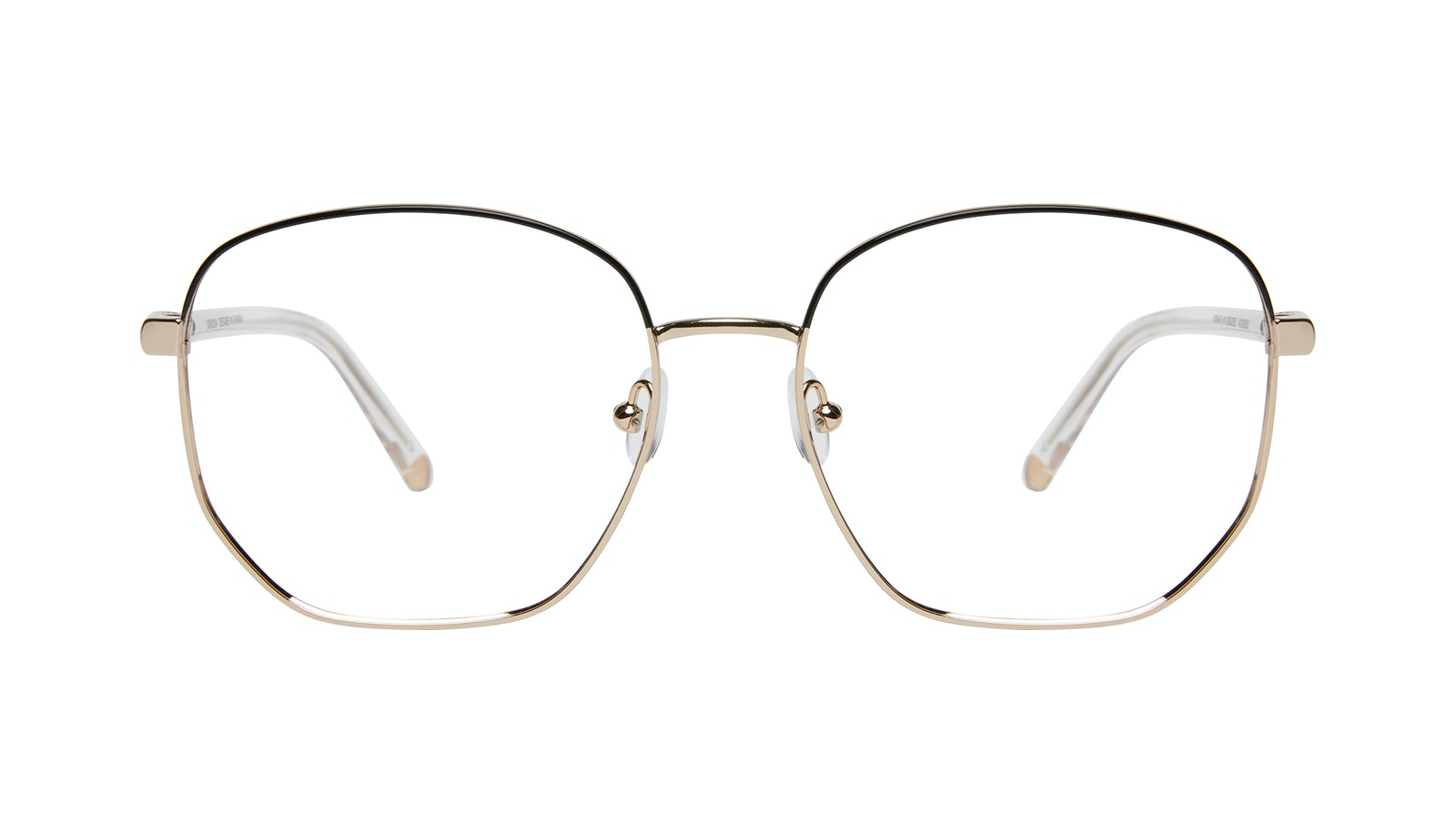 Affordable Fashion Glasses Round Eyeglasses Women Laïka Deep Gold