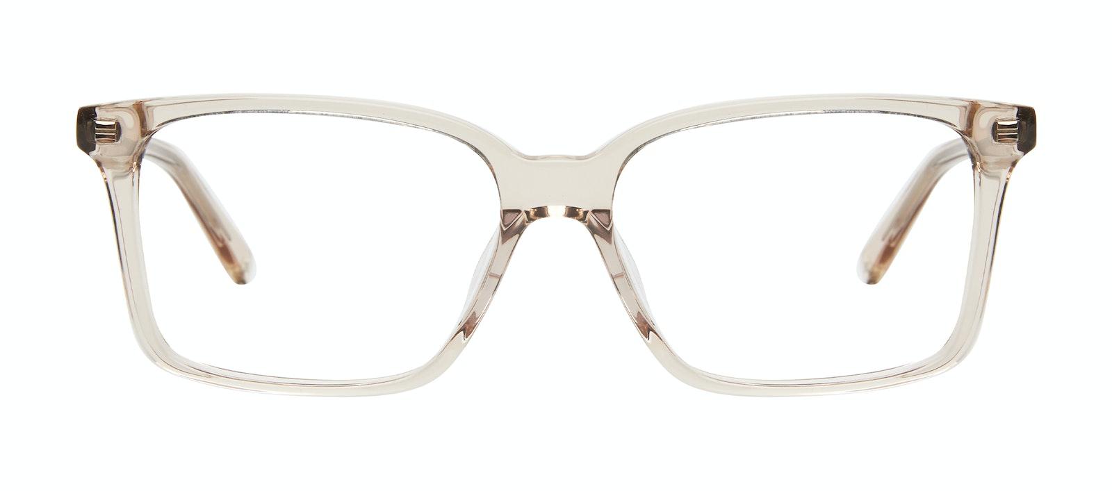 Affordable Fashion Glasses Square Eyeglasses Men Lapel Golden Front