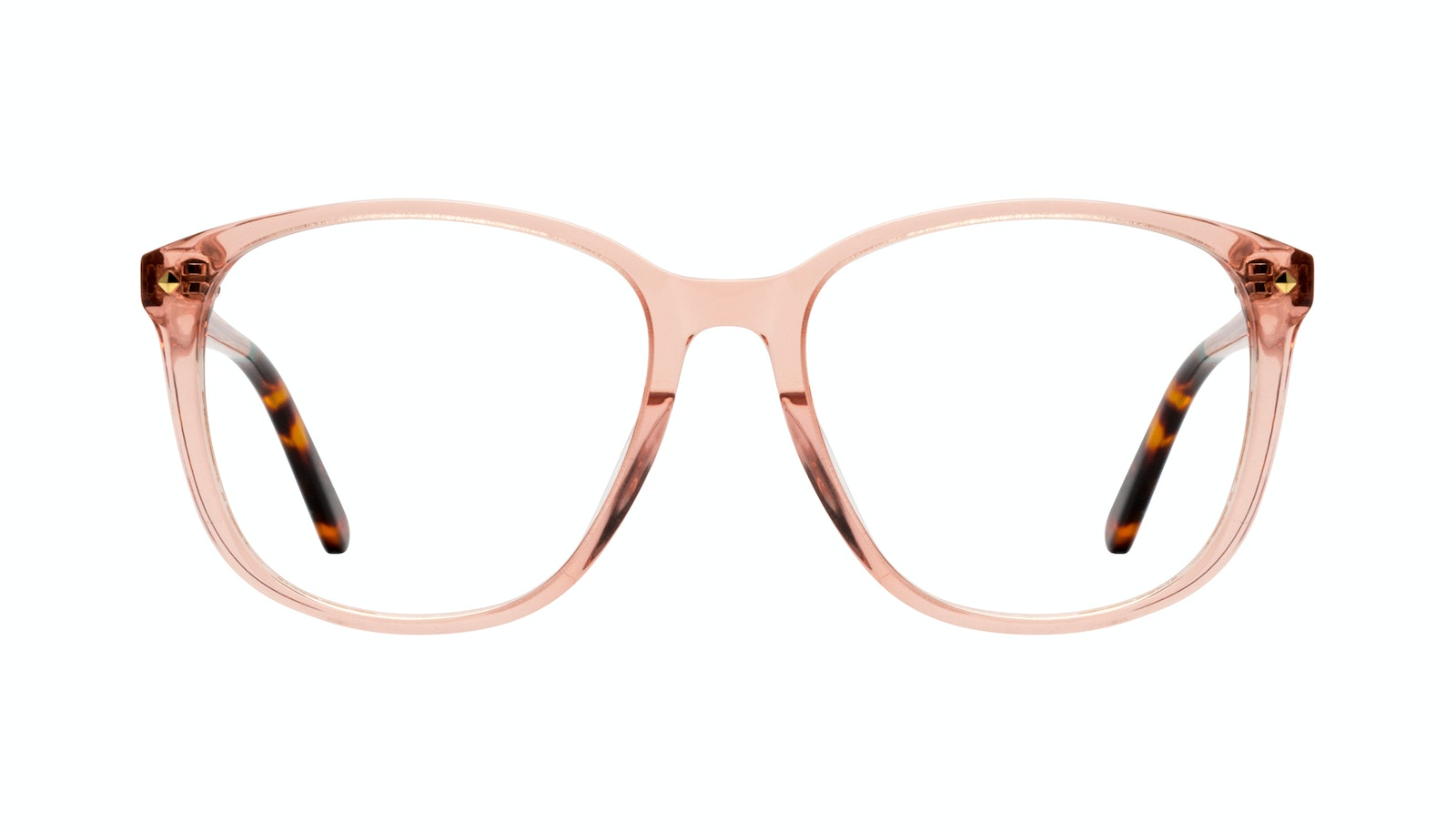 Affordable Fashion Glasses Square Eyeglasses Women Lauren Peach