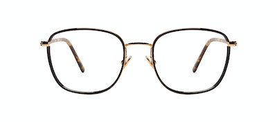 Affordable Fashion Glasses Rectangle Eyeglasses Women Lawrence Fusain Front