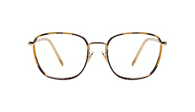 Affordable Fashion Glasses Rectangle Eyeglasses Women Lawrence Gypsy Front