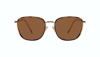 Affordable Fashion Glasses Rectangle Sunglasses Women Lawrence Gypsy Front