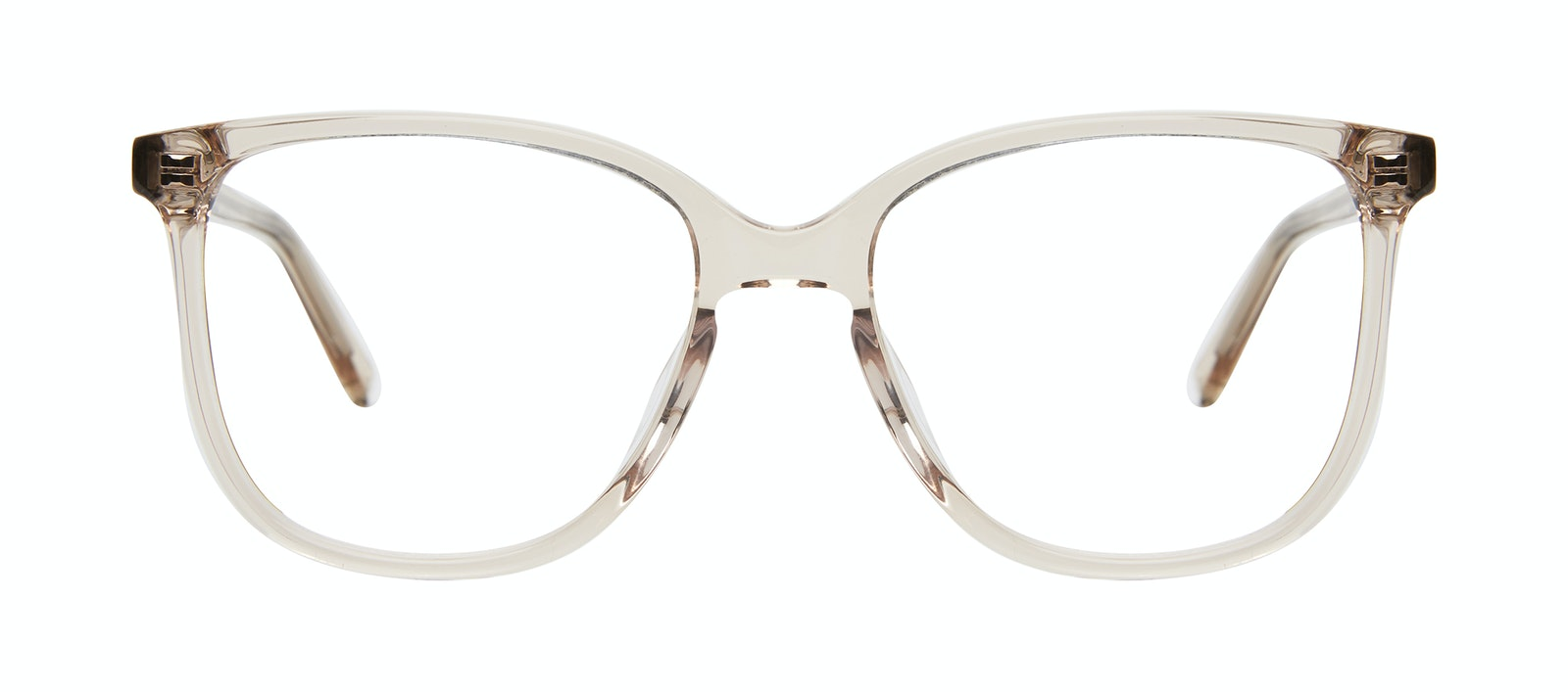 Affordable Fashion Glasses Square Eyeglasses Women Lead Blond Front