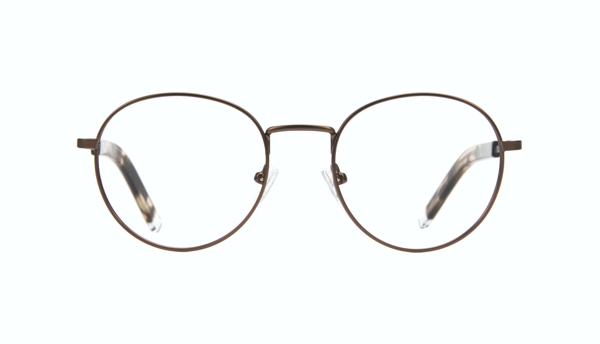 Affordable Fashion Glasses Round Eyeglasses Men Lean Mud