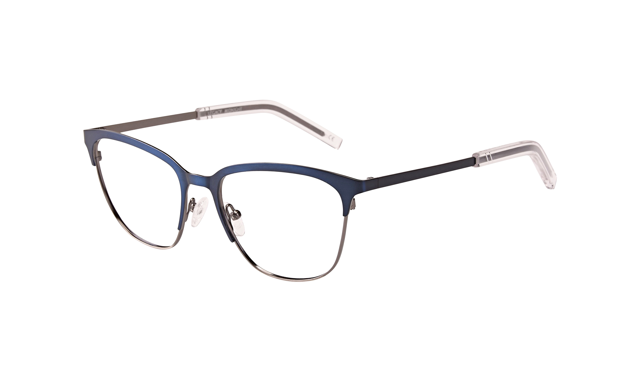 d64997a2e719 Affordable fashion glasses rectangle eyeglasses men legacy midnight tilt  jpg 1600x707 Mlg glasses tilted