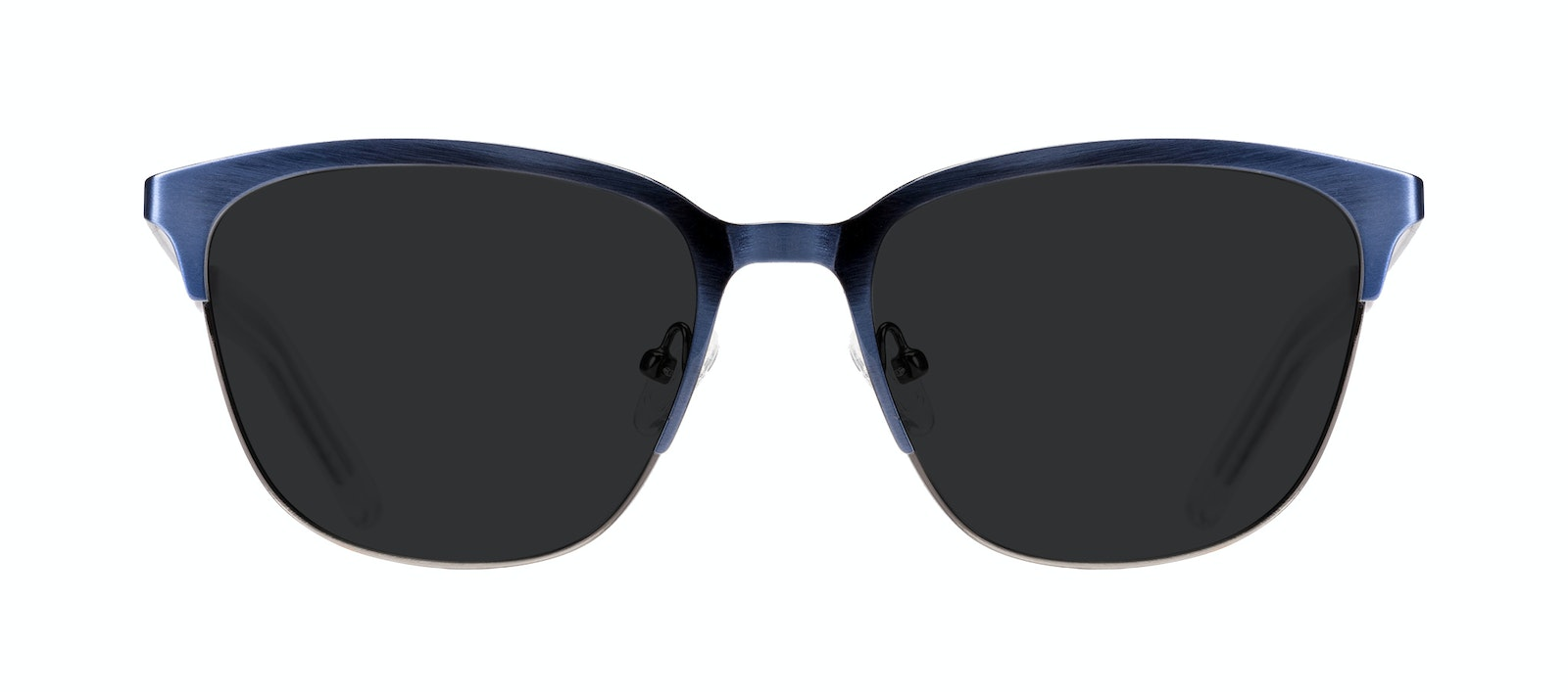 Affordable Fashion Glasses Rectangle Sunglasses Men Legacy Midnight Front