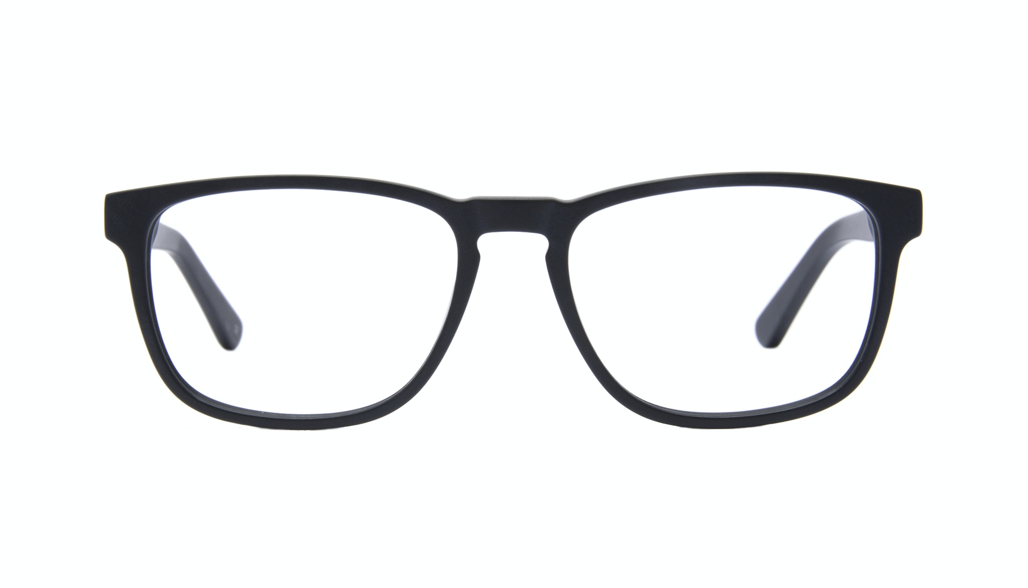 Affordable Fashion Glasses Rectangle Eyeglasses Men Loft Matt-Black